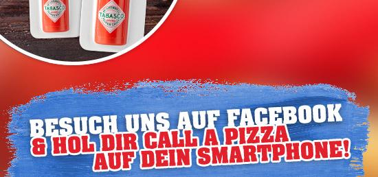 Besuche uns auf Facebook...